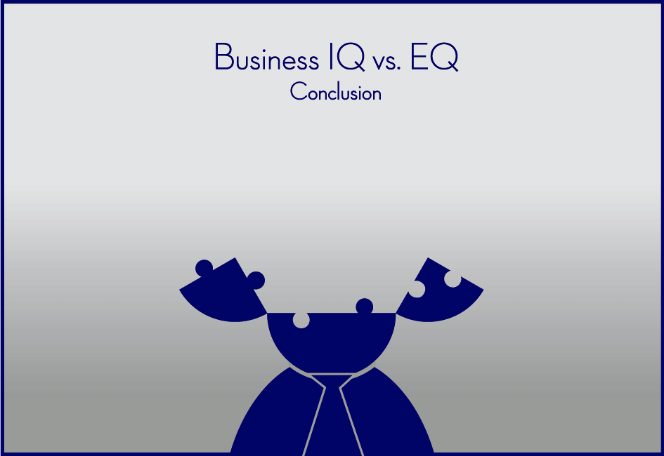 Business IQ vs. EQ - Introduction